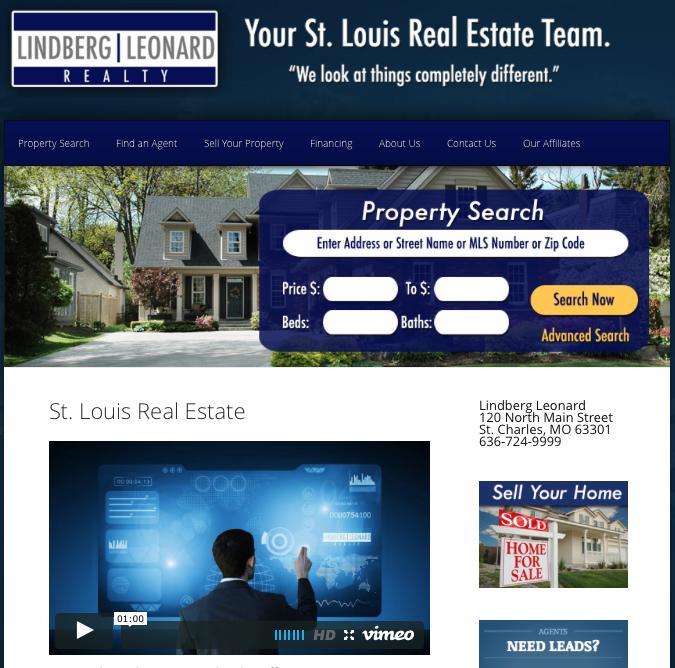 Lindberg Leonard Real Estate St Louis Chimney